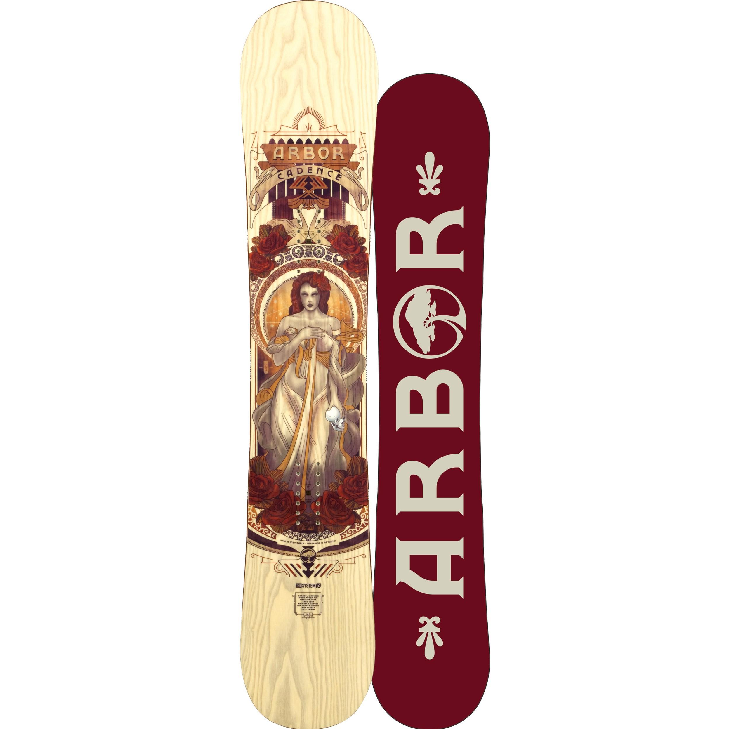 Arbor Snowboards Recieves Multiple 2014 Awards!