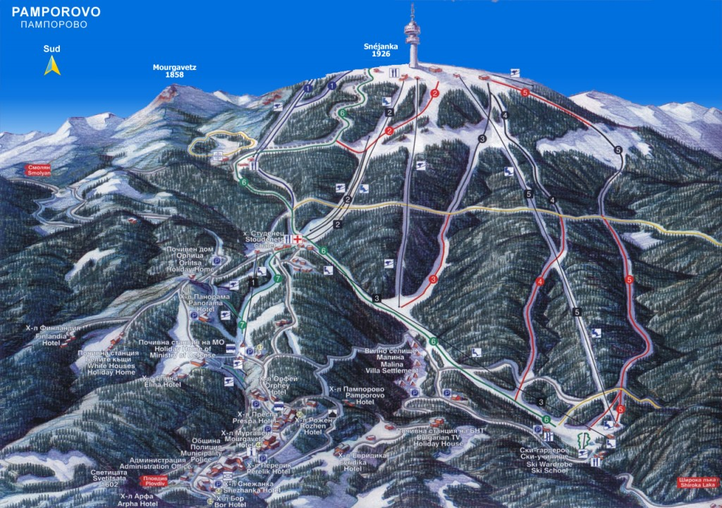 pamporovo_skimap
