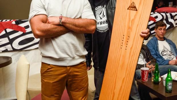 Orestis & Alex snowboard.gr