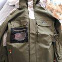 DC jacket den exei forethei katholou
