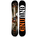 GNU Riders choise 2016 157.5 cm snowboard + union Travis rice bindings sxedon kainouria