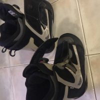 μπότες snowboard boa flow stealth νουμερο 42,5