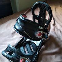 snowboard bindings & ski pants & snowboard boots