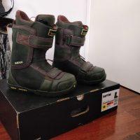 Burton Raptor Snowboard Boots No. 10.5