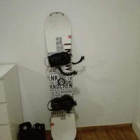 SNOWBOARD HEAD 1.56cm